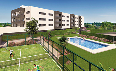 Residencial Parque Chapin
